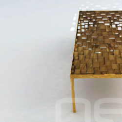 Toi and Fro Table, © NEX