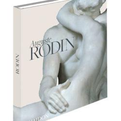 AUGUSTE RODIN book shot
