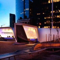 New Amsterdam Plein & Pavilion, UNStudio, ©James D'Addio