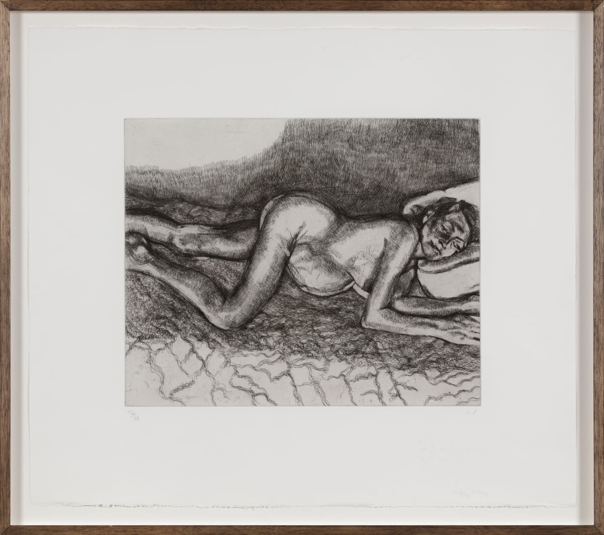 Francis Bacon y Lucian Freud